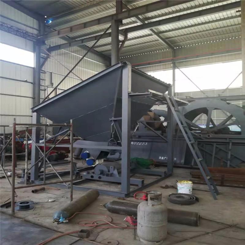 湖北石料洗砂設備定制 雙螺旋洗砂機廠家直銷