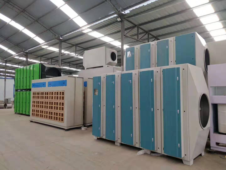 山東鄒平環保-干式打磨吸塵柜廠家直銷偉航供應