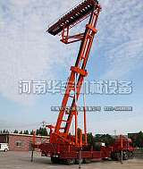 河南舉升17-30米高空壓瓦機廠家價格;