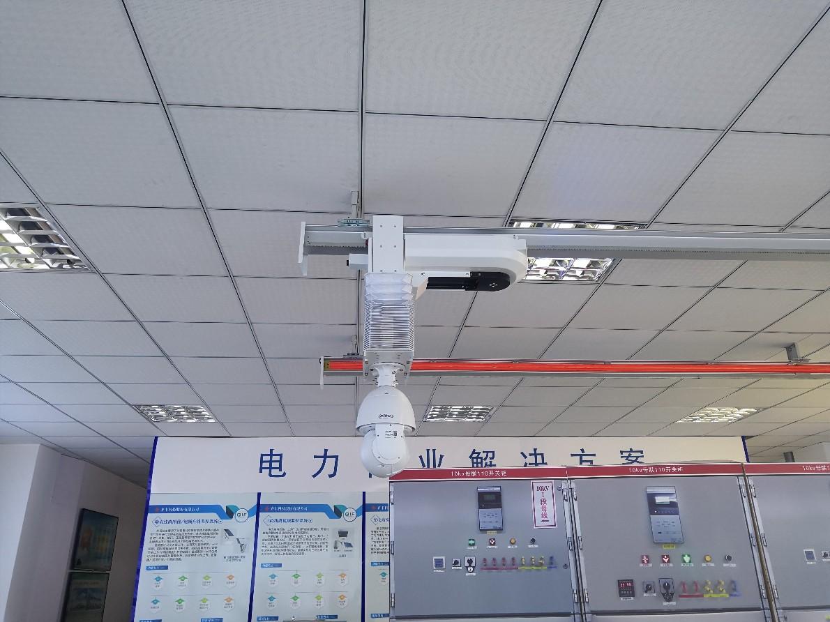 DKY配電室巡檢機器人 機房巡檢機器人 軌道機器人廠家