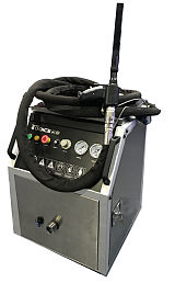 突驰科技TC35M-V2 模具干冰清洗机油污食品印刷3mm干冰清洗机;