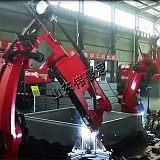 氬弧全自動機器人焊接機 全自動車架焊接機器人;
