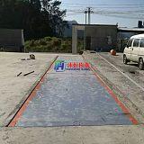 天津地磅厂家,100吨-150吨电子地磅安装;