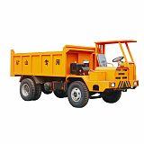 四不像车 低矮型五吨自卸四轮矿山运输车 扒渣机装载机配套产品;