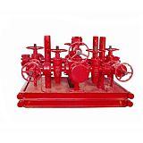 节流管汇 钻采设备 石油机械配件;