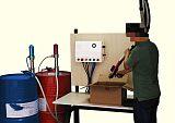 江蘇聚氨酯現場發泡發泡包裝pu組合料設備發泡機;