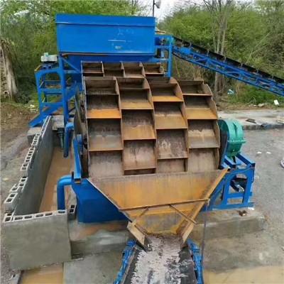 永昌 節能環保洗砂機 大型洗砂機 篩沙一體機