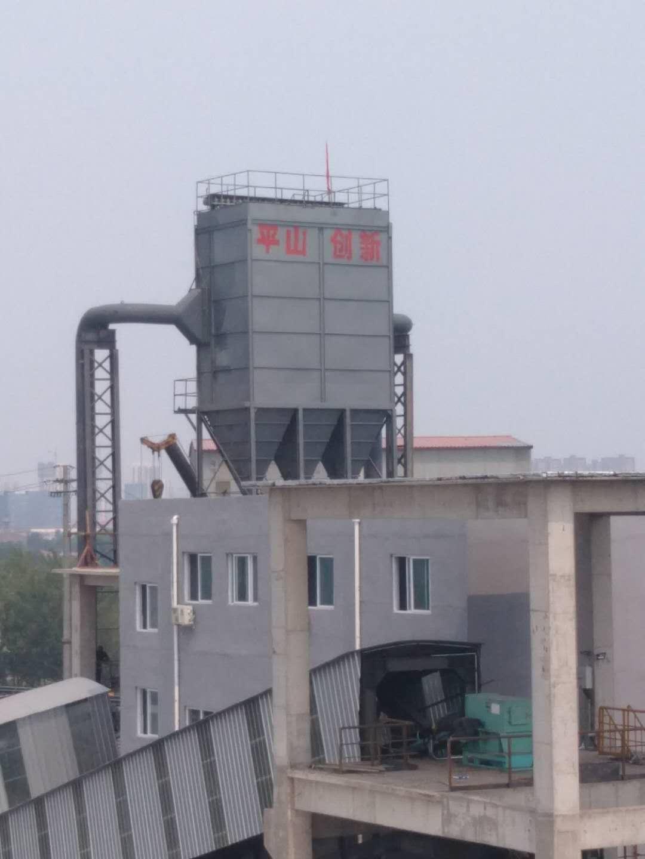 河北 平山創新 除塵器 DMC布袋除塵器 高爐設備