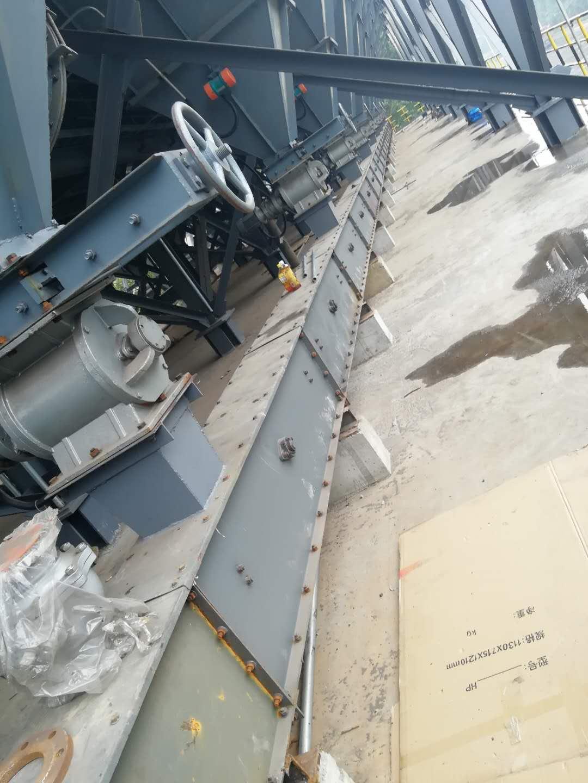 河北平山创新输送设备 输送机 刮板输送机 埋刮板输送机
