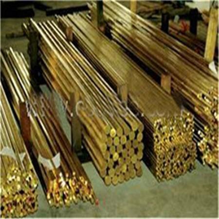 广东H59高硬度黄铜棒塑性好
