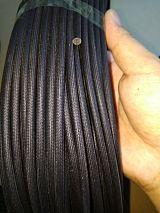 广东硅树脂玻璃纤维套管 纤维管 玻纤管 自熄管 高温套管;