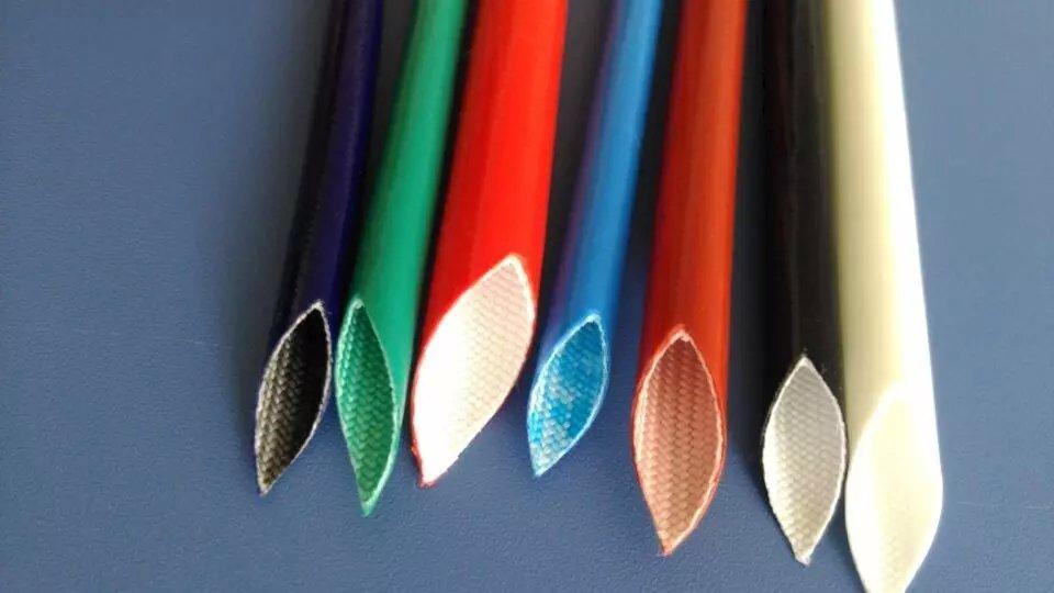 广东硅橡胶玻璃纤维内纤外胶管