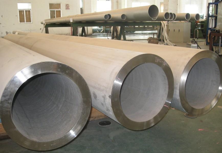 武进 不锈钢厚壁管 TP347H 高温 高压