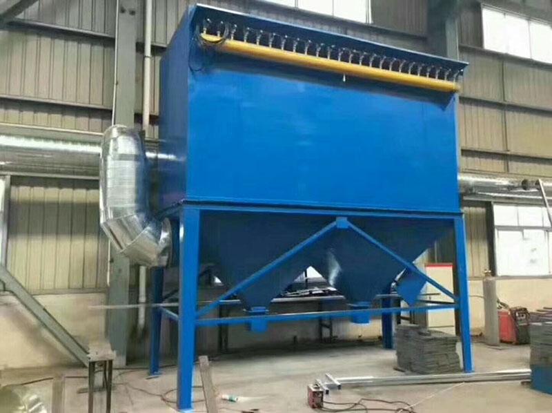 直供新型布袋除尘器单机除尘器厂家