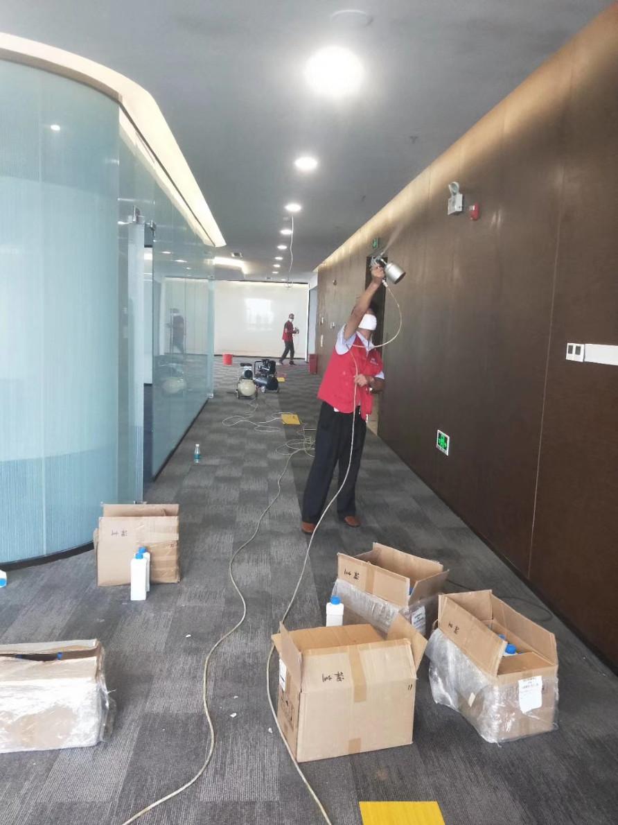 室内装修除甲醛公司哪家好?