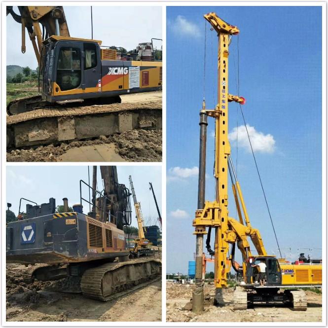旋挖钻机租赁中需注意哪些方面?施工方的要求有哪些?