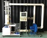 GZE001-Ⅱ數據采集填料塔氣體吸收實驗裝置 大氣控制實驗裝置;