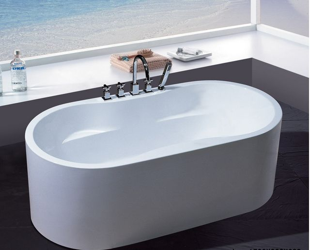 只需8点轻松搞定亚克力浴缸清洗及保养