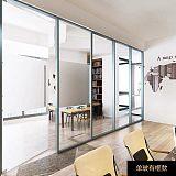 上海建筑辦公室別墅家裝隔斷智能調光玻璃屏風;