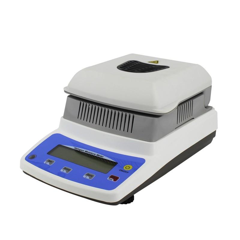 皮革水分儀鑫雄發XFSFY-50A測量毛料蠶繭棉花紡織品含水量
