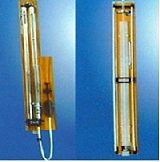 DYB3型双管水银压力表;