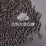 大亚金属 低贝钢丸强度高高韧性寿命高 破损低污染小粉尘少 钢丸价格;