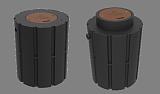 单户污水处理罐一体化污水处理设备