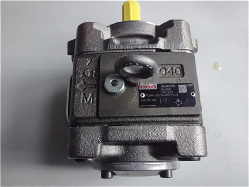 PGM4-4X/100RA11VU2力士乐原装齿轮泵现货