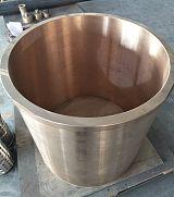 专业定制船舶设备配件铜套,大型铜套;