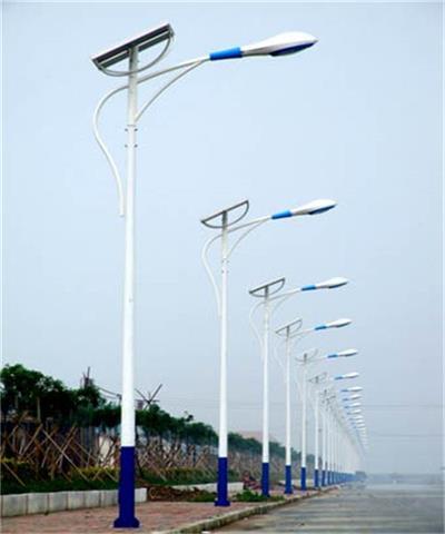 揚州杰耀照明太陽能路燈專業路燈生產廠家
