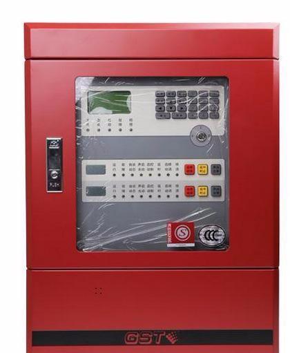 陕西海湾消防工程施工,GST-QKP04/2气体灭火控制器(二区)