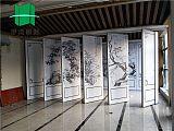 貴陽市酒店活動屏風生產廠家;