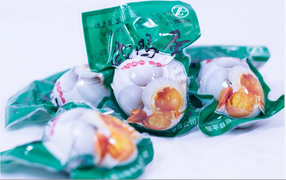 散養多油真空包裝咸鴨蛋