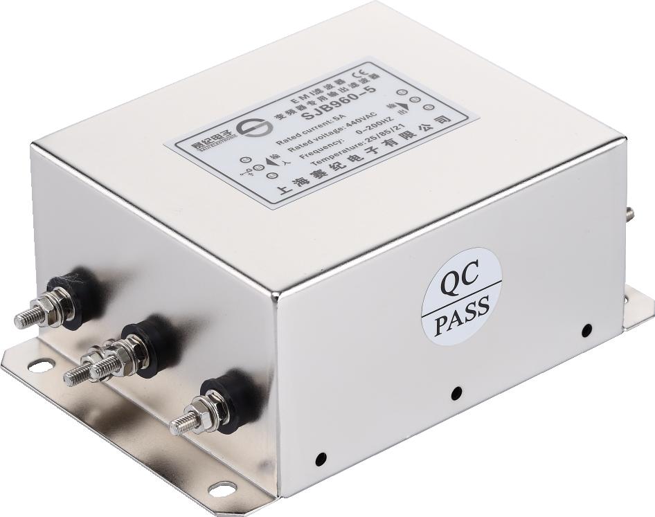 赛纪滤波器交流电源380V变频伺服专用输出净化抗干扰