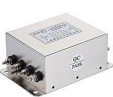赛纪电源滤波器380三相四线交流低通变频伺服抗干扰EMC净化器;