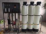 濟南1噸反滲透設備水處理設備純凈水;