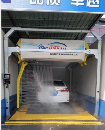廠家供應全自動洗車機 杭州科萬德電腦洗車設備