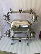 卫生级气动隔膜泵 食品饮料气动隔膜泵厂家;