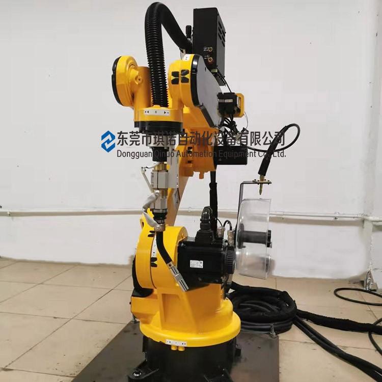 东莞琪诺灭火器自动化焊接机器人 自动化点焊机械手