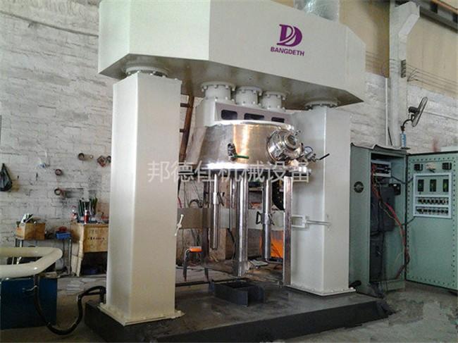 供应佛山强力分散机 玻璃胶强力分散机 强力分散机厂家