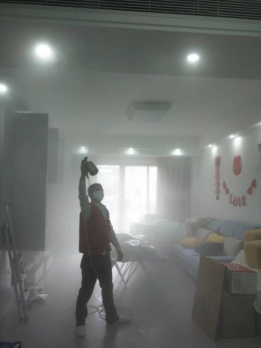 新房装修除甲醛除味晨之星10年专注除甲醛