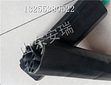 山西大同PE-ZKW8*8矿用束管,8芯煤矿用聚乙烯束管性能;