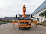 8噸吊車-凱馬汽車吊-廠家直銷-濟寧通達