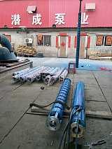 天津200QJ-30KW热水深井泵,潜成温泉井专用深水泵厂家