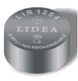 LIR1240紐扣電池TWS真無線50MAH;