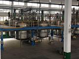 浙江玻璃胶生产vwin娱乐场不锈钢反应釜硅油提炼强力分散机;