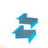 康丽达厂家直销 电磁屏蔽材料导电泡棉 可定制导电泡棉;