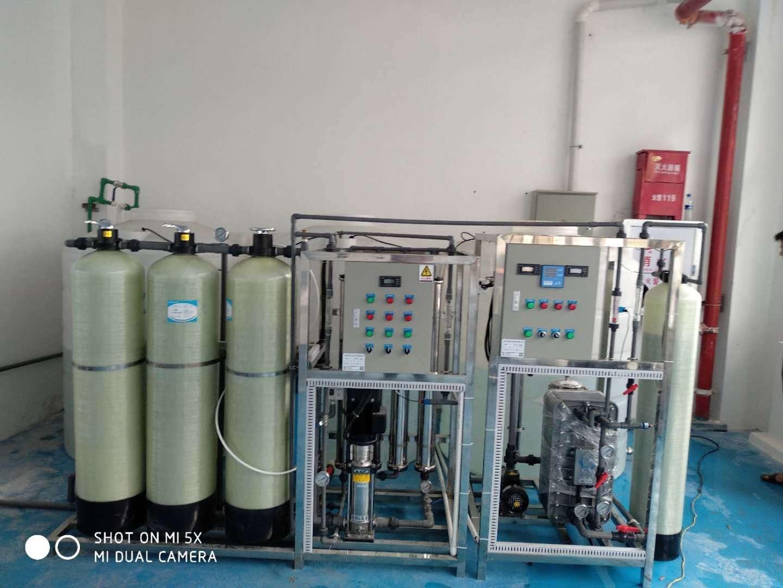 东莞无酸碱纯水系统 EDI超纯水设备