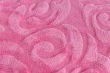 来自江苏常熟产的剪花法兰绒毯;