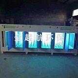 光氧催化废气净化器泊头光解工业异味粉尘处理环保设备;